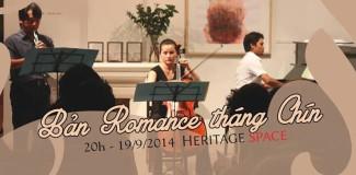 Bản romance tháng chín